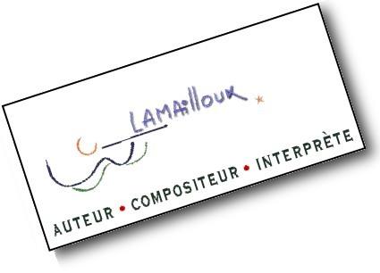 Bernard Lamailloux auteur compositeur interprète